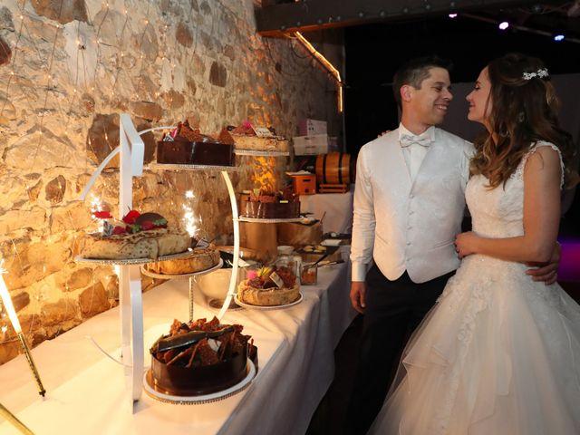 Le mariage de Damien et Jennifer à Vert-le-Petit, Essonne 142