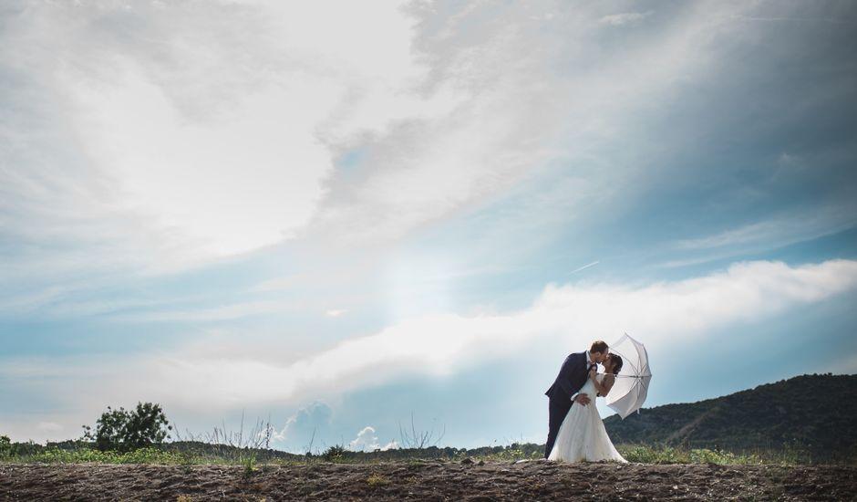 Le mariage de Jeremy et Eva à Saint-Georges-les-Bains, Ardèche