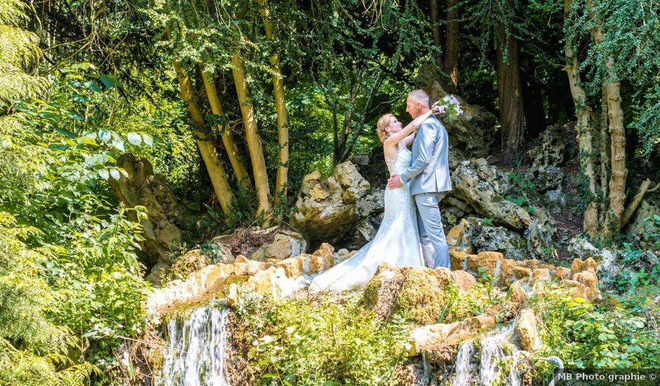 Le mariage de Christophe et Aude à Mexy, Meurthe-et-Moselle