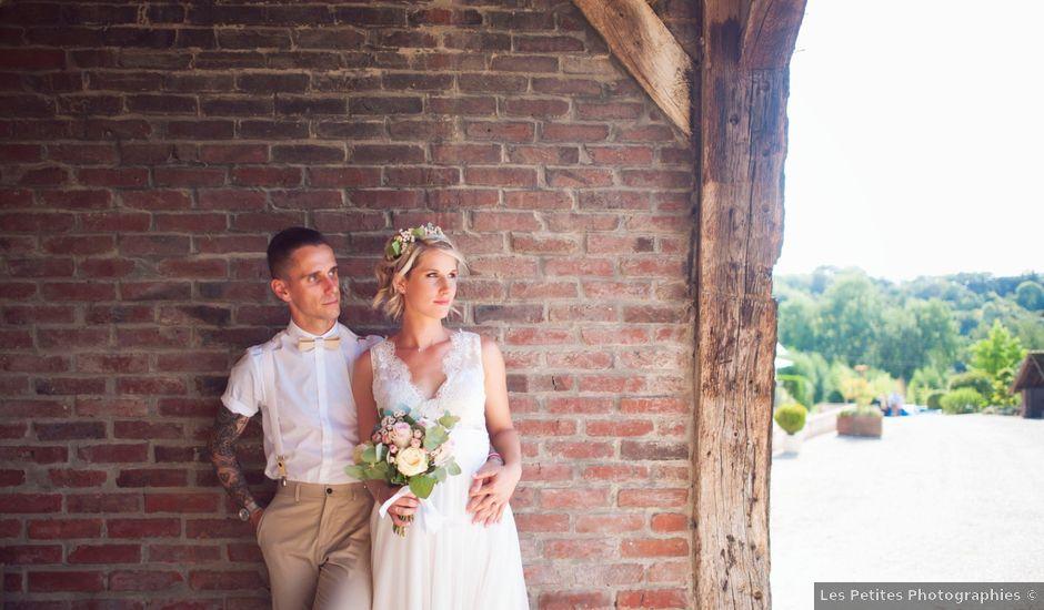 Le mariage de Jessy et Mélanie à Gisors, Eure