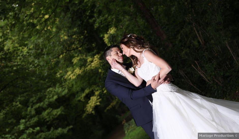Le mariage de Damien et Jennifer à Vert-le-Petit, Essonne
