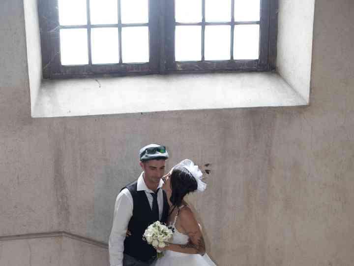 Le mariage de Elodie et Christophe
