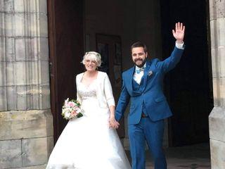 Le mariage de Victor et Alexiane