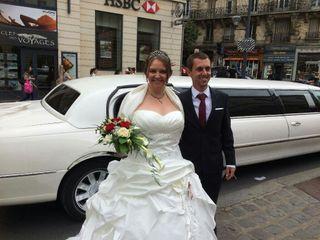 Le mariage de Raphaëlle et Jérémy
