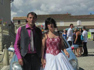 Le mariage de Frédéric et Aurore