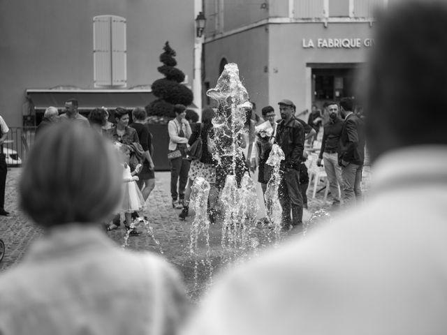 Le mariage de Christophe et Elodie à Aubenas, Ardèche 4