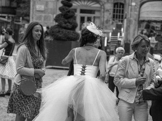 Le mariage de Christophe et Elodie à Aubenas, Ardèche 6