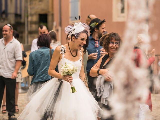Le mariage de Christophe et Elodie à Aubenas, Ardèche 10