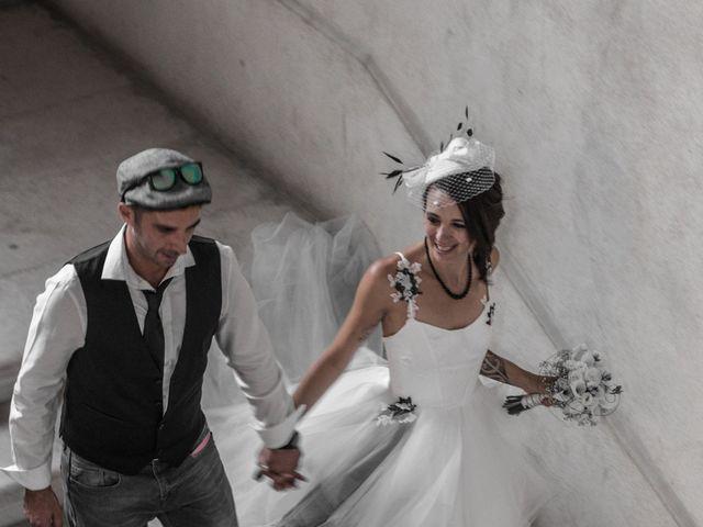 Le mariage de Christophe et Elodie à Aubenas, Ardèche 1