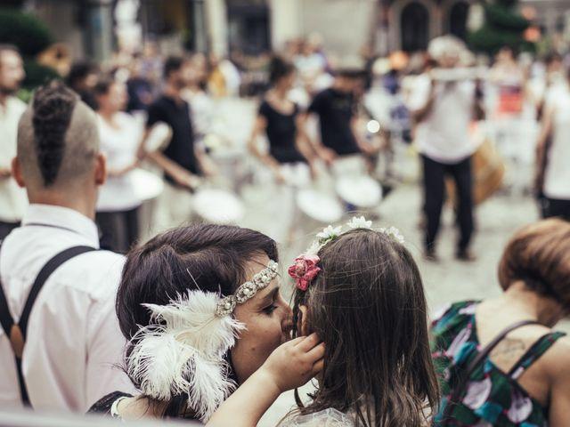 Le mariage de Christophe et Elodie à Aubenas, Ardèche 15