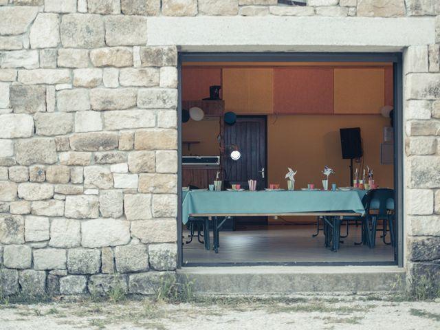 Le mariage de Christophe et Elodie à Aubenas, Ardèche 35