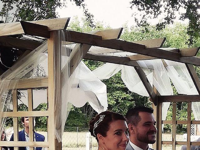 Le mariage de Émilie  et Damien  à Savignac-les-Églises, Dordogne 1