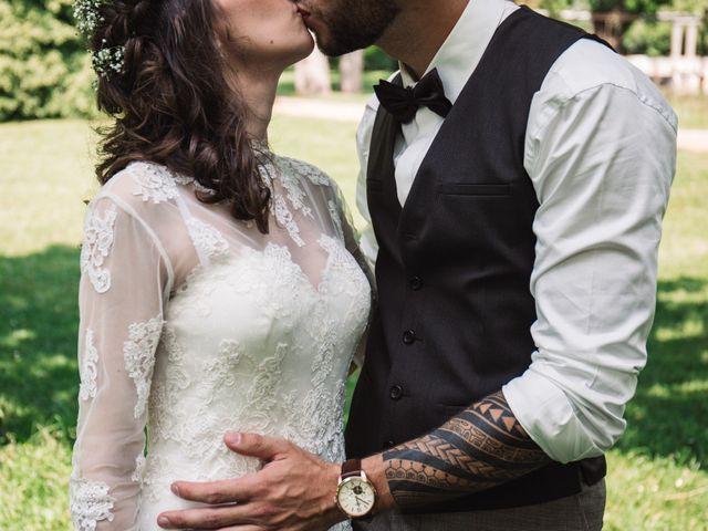 Le mariage de Sophie et Olivier