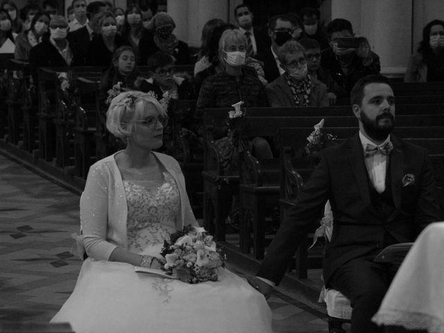 Le mariage de Alexiane et Victor à Uzemain, Vosges 1