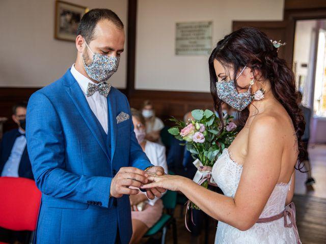 Le mariage de Thomas et Lise à Montlouis-sur-Loire, Indre-et-Loire 65