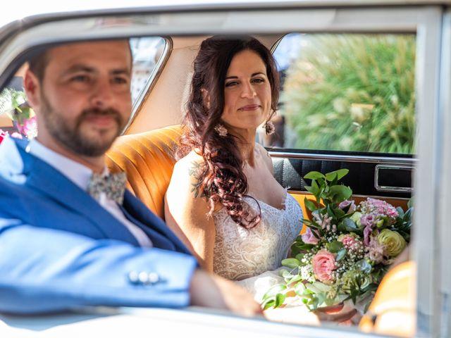 Le mariage de Thomas et Lise à Montlouis-sur-Loire, Indre-et-Loire 69