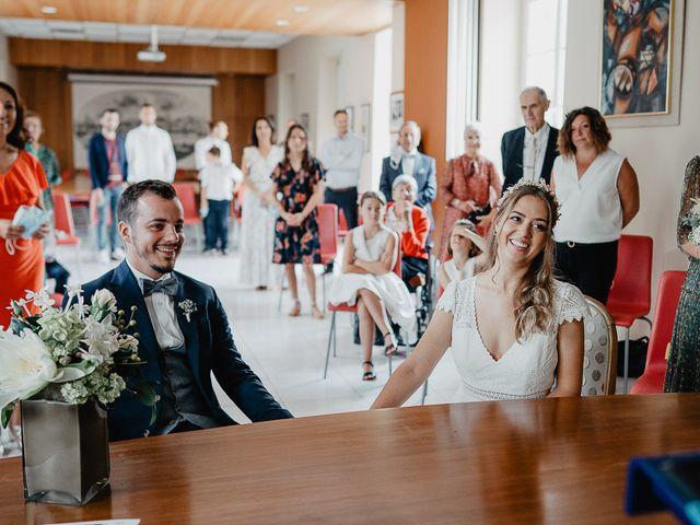 Le mariage de Charles et Jeanne à Freigné, Maine et Loire 9