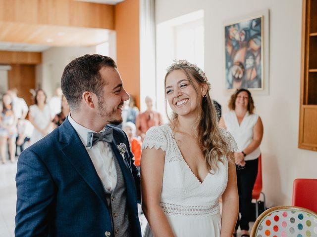 Le mariage de Charles et Jeanne à Freigné, Maine et Loire 10