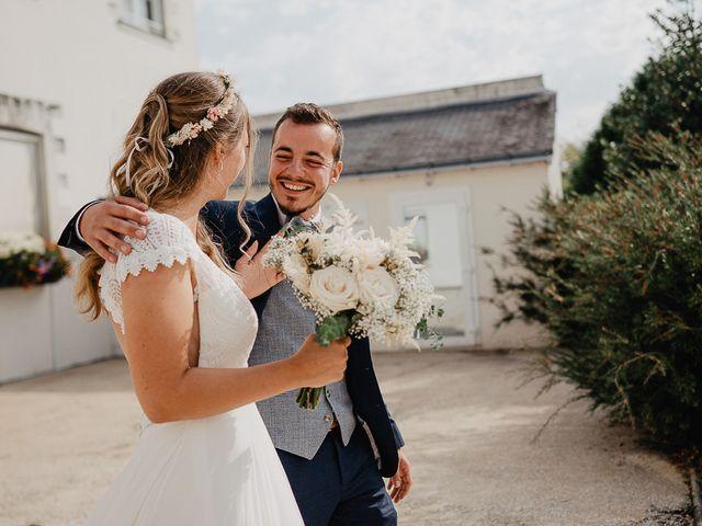 Le mariage de Charles et Jeanne à Freigné, Maine et Loire 13