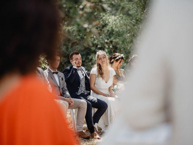 Le mariage de Charles et Jeanne à Freigné, Maine et Loire 27