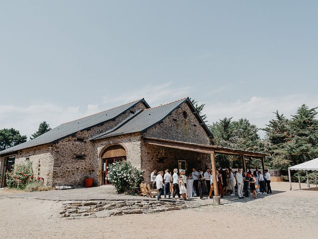 Le mariage de Charles et Jeanne à Freigné, Maine et Loire 42