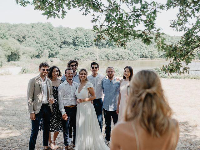 Le mariage de Charles et Jeanne à Freigné, Maine et Loire 46
