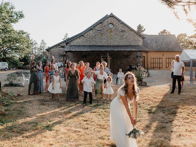 Le mariage de Charles et Jeanne à Freigné, Maine et Loire 50