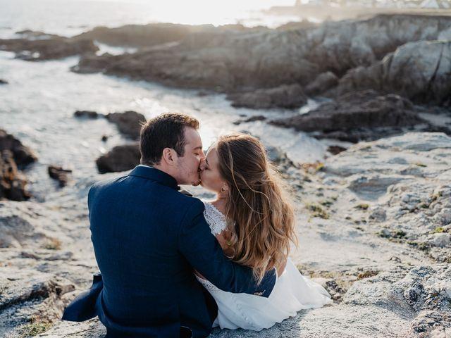 Le mariage de Charles et Jeanne à Freigné, Maine et Loire 59