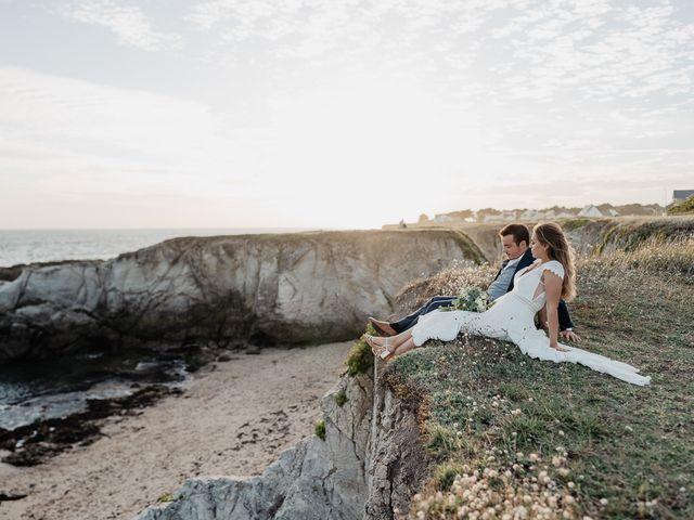 Le mariage de Charles et Jeanne à Freigné, Maine et Loire 69