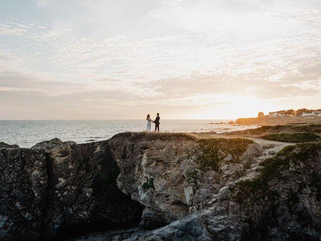 Le mariage de Charles et Jeanne à Freigné, Maine et Loire 70