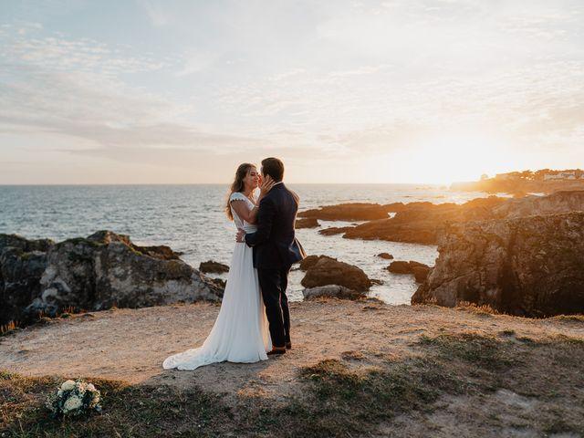 Le mariage de Charles et Jeanne à Freigné, Maine et Loire 71