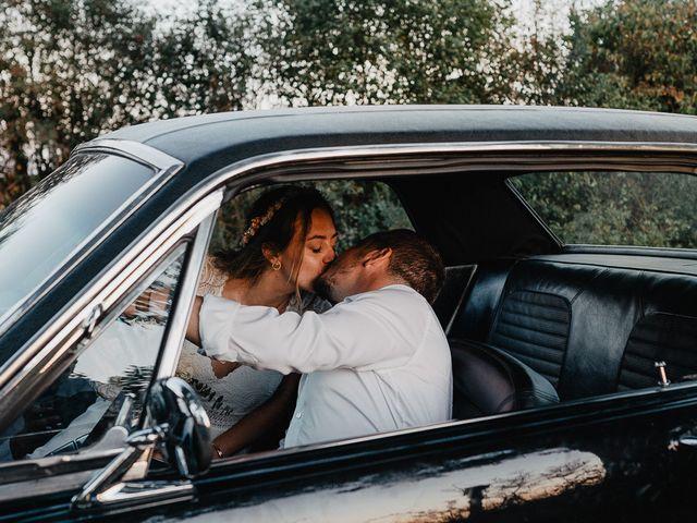 Le mariage de Charles et Jeanne à Freigné, Maine et Loire 81