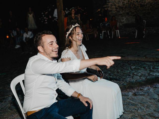 Le mariage de Charles et Jeanne à Freigné, Maine et Loire 88