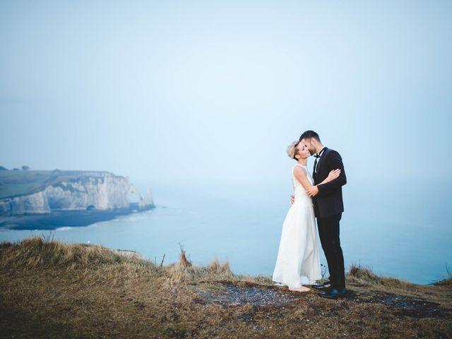 Le mariage de Mickaël et Elise à Aubevoye, Eure 7