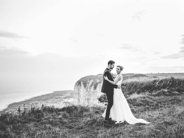 Le mariage de Mickaël et Elise à Aubevoye, Eure 14