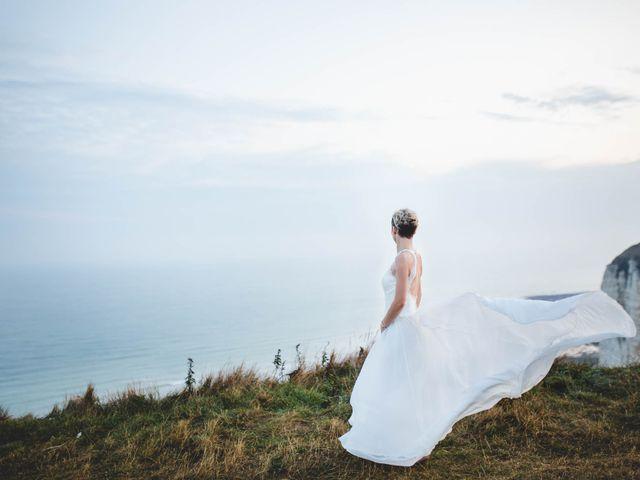Le mariage de Mickaël et Elise à Aubevoye, Eure 15