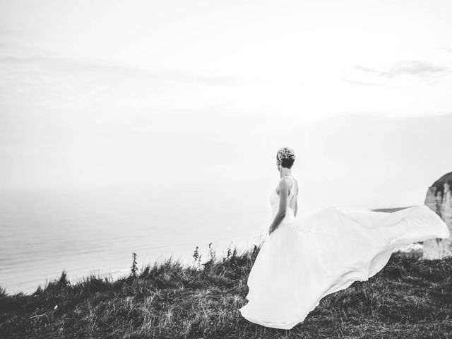 Le mariage de Mickaël et Elise à Aubevoye, Eure 16