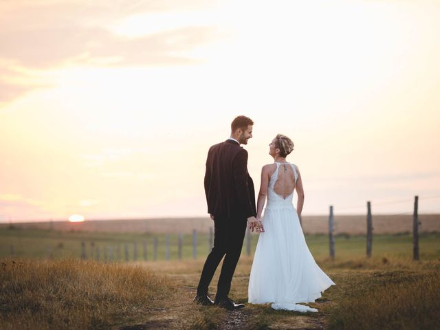 Le mariage de Mickaël et Elise à Aubevoye, Eure 17