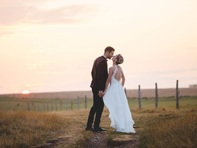 Le mariage de Mickaël et Elise à Aubevoye, Eure 19