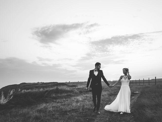 Le mariage de Mickaël et Elise à Aubevoye, Eure 27