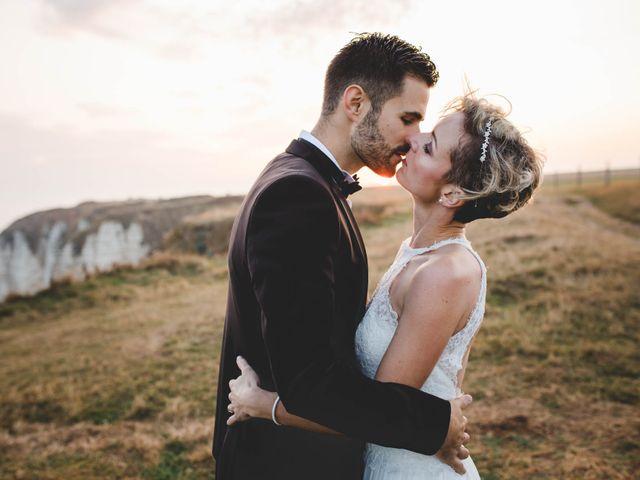Le mariage de Mickaël et Elise à Aubevoye, Eure 30