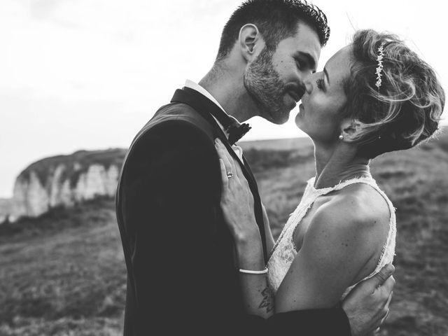 Le mariage de Mickaël et Elise à Aubevoye, Eure 33