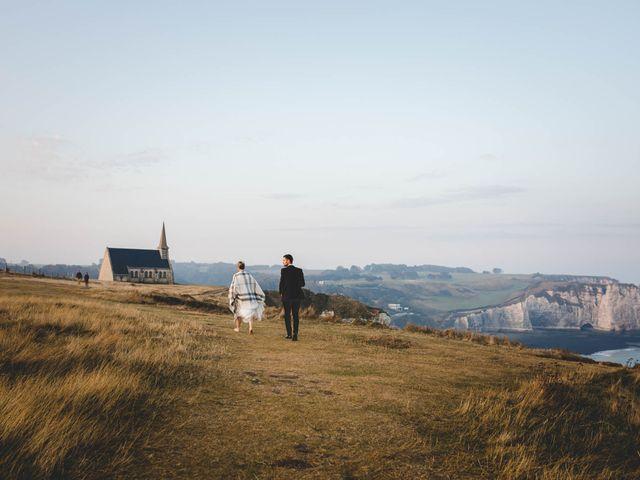 Le mariage de Mickaël et Elise à Aubevoye, Eure 36