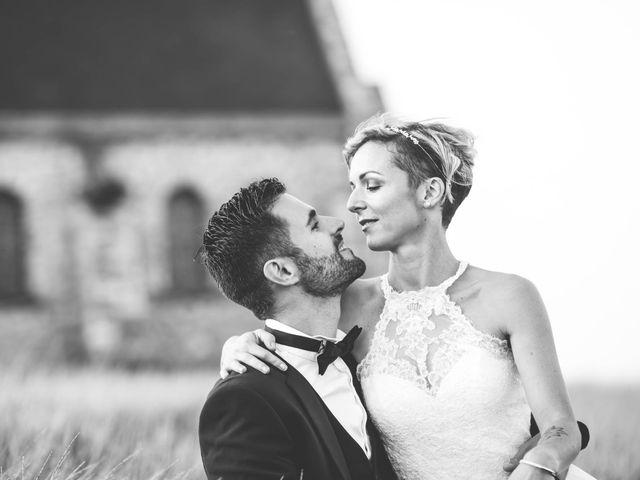 Le mariage de Mickaël et Elise à Aubevoye, Eure 53