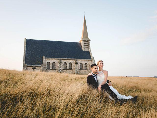 Le mariage de Mickaël et Elise à Aubevoye, Eure 54