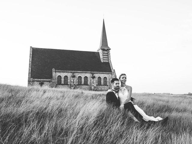 Le mariage de Mickaël et Elise à Aubevoye, Eure 55
