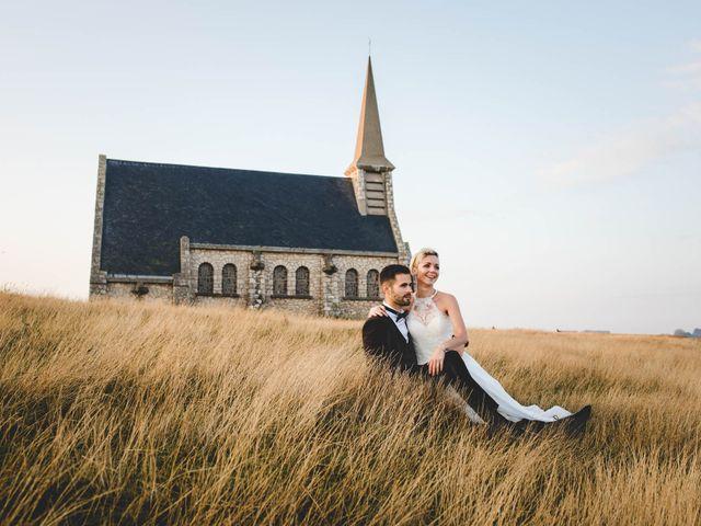 Le mariage de Mickaël et Elise à Aubevoye, Eure 56