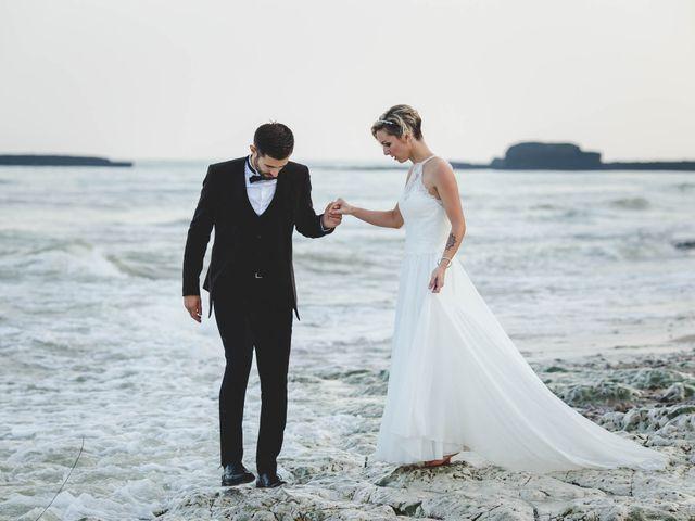 Le mariage de Mickaël et Elise à Aubevoye, Eure 58