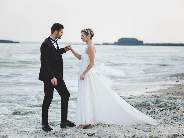 Le mariage de Mickaël et Elise à Aubevoye, Eure 60