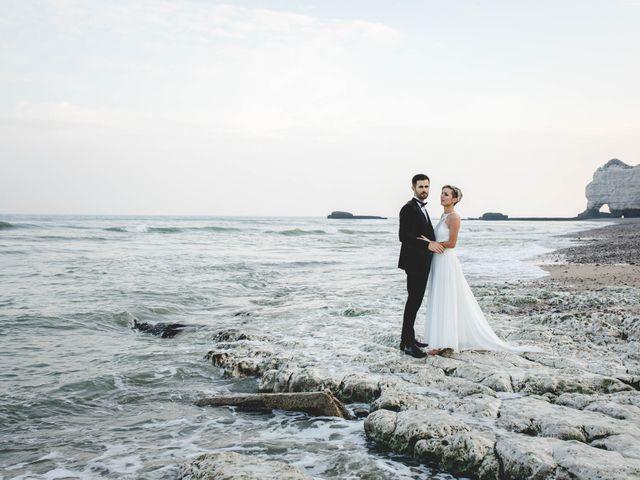 Le mariage de Mickaël et Elise à Aubevoye, Eure 72